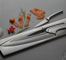 coltelli meeting con base acciaio